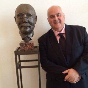 Porträtfoto Rechtsanwalt Volker Dieckmann